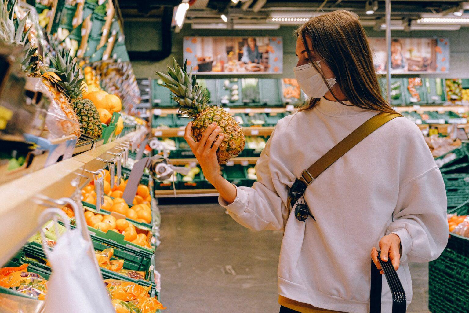 corona alimentos