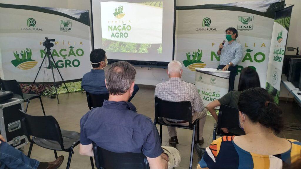 palestra com informação sobre multa ambiental