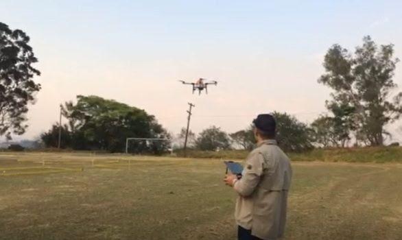 drone-carrapato