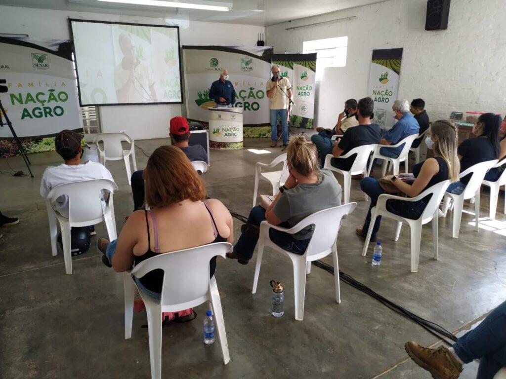 Família Nação Agro mostra dificuldades e soluções na produção leiteira
