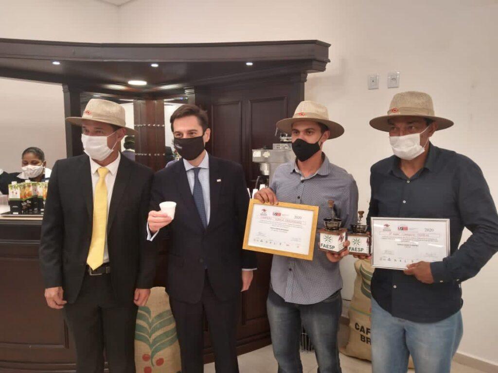FAESP sedia concurso de qualidade que celebra os melhores cafés paulistas