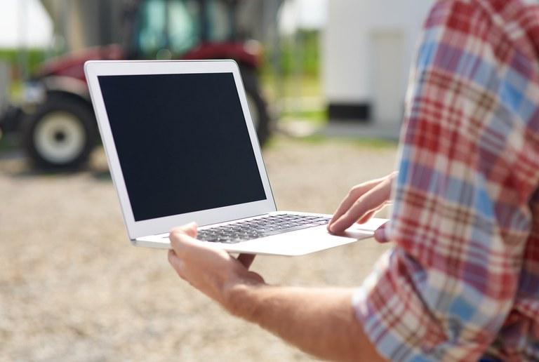 Mapa digitaliza mais de 80 serviços e gera economia para o produtor rural