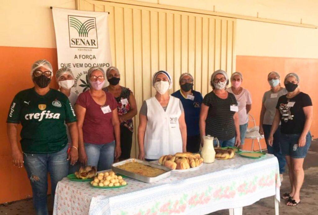 Curso de processamento artesanal de milho do SENAR-SP proporciona aprendizado a produtores