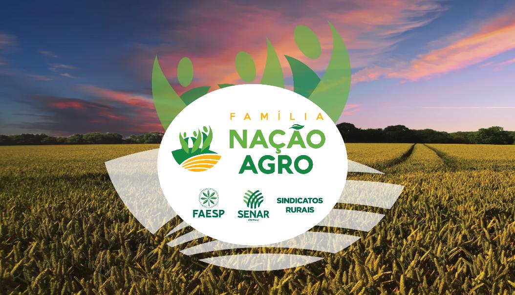 Família Nação Agro: 3ª temporada do projeto começa nesta quinta