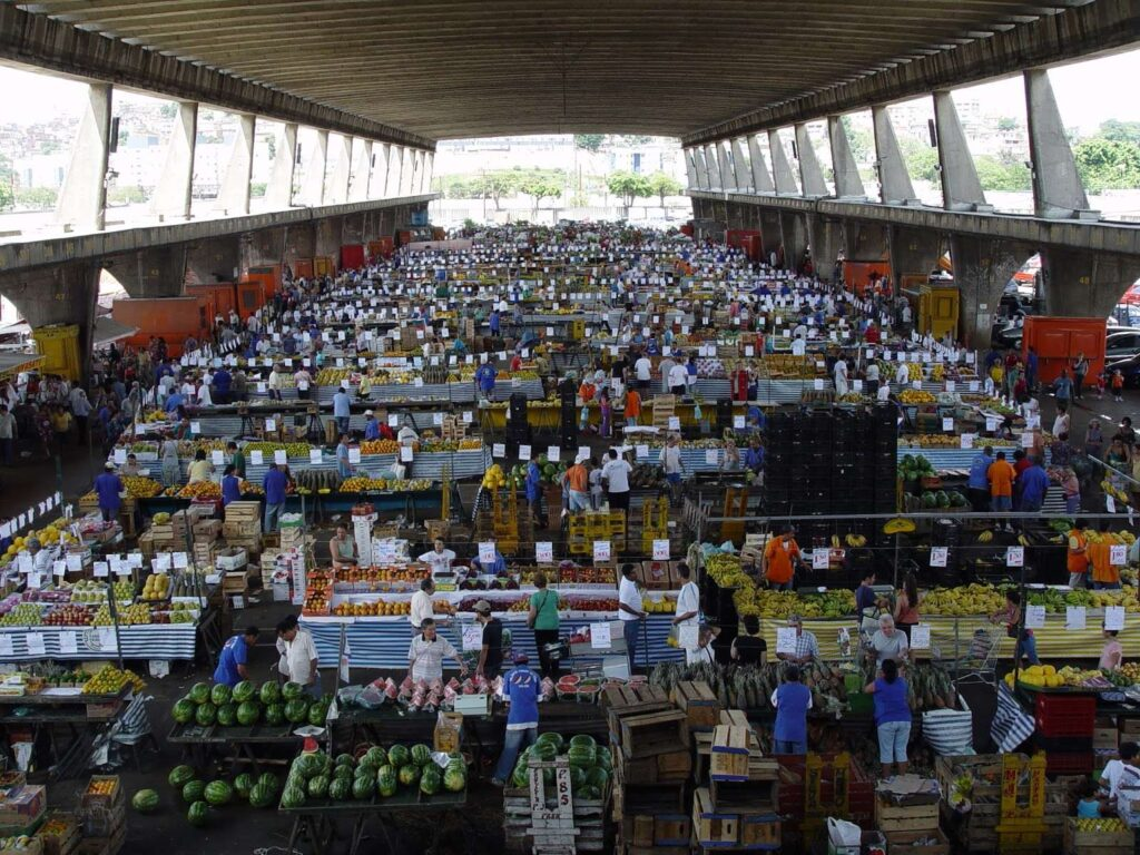 Ceagesp abre licitações para áreas de comercialização no estado de SP