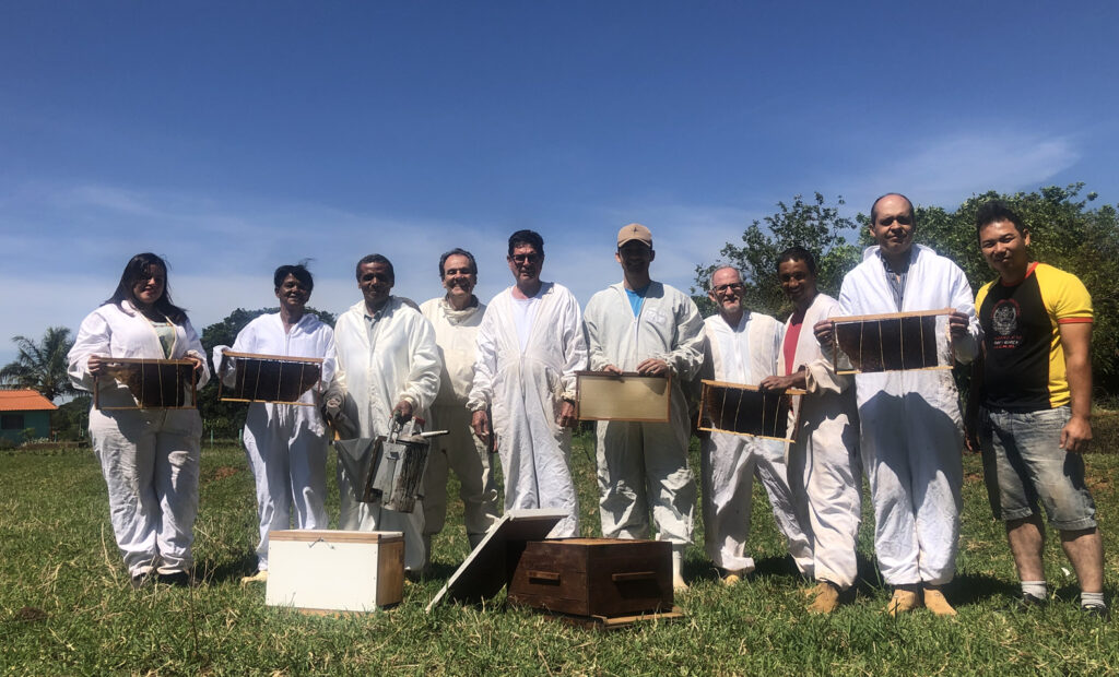 4 vantagens de fazer o curso de apicultura do SENAR-SP